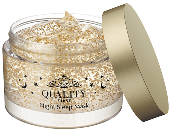 Quality 1st Queens Premium Mask Night Sleep Mask. Премиальная ночная маска Quality 1st.