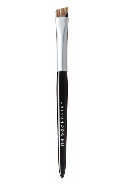 CHIKUHODO Brow brush. Кисть для бровей