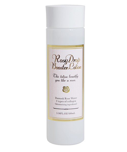 Rosy Drop Booster Lotion. Лосьон-эссенция «Капля розы». Rosy Drop Booster Lotion. 100 мл