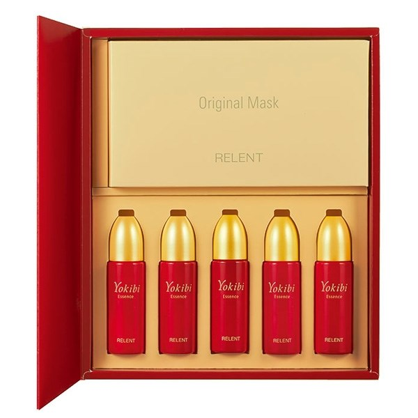 YOKIBI Essence Mask Set. Набор масок эссенций Ёкиби. 5 шт.